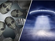 Phi hành gia NASA tin người ngoài hành tinh từng đến Trái Đất
