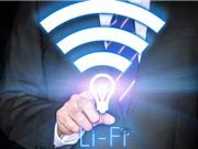 Công nghệ biến bóng đèn thành thiết bị phát Internet