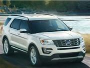 Ford Explorer trở thành mẫu SUV cỡ lớn bán chạy nhất trong tháng 3