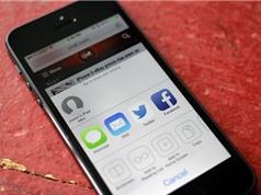 Hướng dẫn chia sẻ file bằng Airdrop giữa các thiết bị iOS