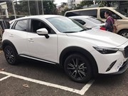 Nối gót CX-9 2017, Mazda CX-3 bất ngờ về Việt Nam