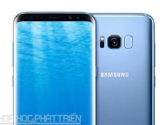 Cận cảnh vẻ đẹp tuyệt mỹ của Samsung Galaxy S8