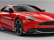 """""""Mũi tên đỏ"""" Vanquish S Red Arrows hàng """"độc"""" của Aston Martin"""