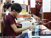 15 sản phẩm được trình diễn tại Diễn đàn Khoa học & Công nghệ lần thứ 5