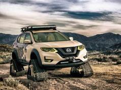 """Nissan Rogue Trail Warrior Project 2017 - """"Người hùng của mọi cung đường"""""""