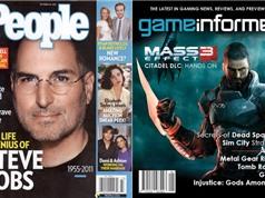 10 tạp chí có lượng độc giả lớn nhất thế giới