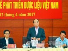 Lãnh đạo chính phủ chủ trì hội nghị về phát triển dược liệu Việt Nam