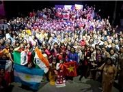 Việt Nam liên tục được vinh danh tại Diễn đàn Giáo dục Toàn cầu Microsoft 2017