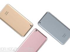Cận cảnh vẻ đẹp của smartphone giá 1,5 triệu đồng