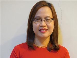 TS Lê Thị Hiên - nhà khoa học nghiên cứu trong lĩnh vực nano
