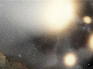 """Phát hiện thiên hà khổng lồ từng sinh sản lượng sao """"khủng"""""""