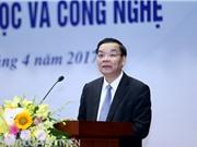 Lãnh đạo Bộ KH&CN lắng nghe kiến nghị từ địa phương