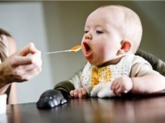 6 thực phẩm không thể thiếu cho trẻ ăn dặm
