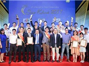 Viettel lập kỷ lục về số sản phẩm, dịch vụ đoạt giải thưởng Sao Khuê 2017