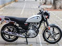 Yamaha YB125SP mới - xe côn tay giá 42 triệu tại Việt Nam