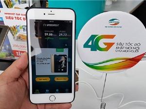 Mạng 4G đầu tiên tại Việt Nam chính thức đưa vào vận hành