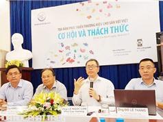 Tọa đàm về phát triển thương hiệu cho sản vật Việt