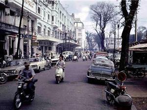 Chùm ảnh quý về Sài Gòn năm 1970 của lính Mỹ