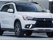 Mitsubishi tung phiên bản nâng cấp cho Outlander Sport