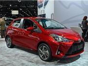 Toyota Yaris 2018 vừa ra mắt có những thay đổi gì?
