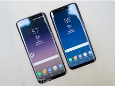 Samsung công bố giá bán Galaxy S8, S8 Plus tại Việt Nam