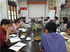 Xây dựng cơ sở dữ liệu các tổ chức trung gian của thị trường KHCN