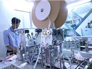 Nhiều máy móc hiện đại được giới thiệu tại Vietnam Expo 2017