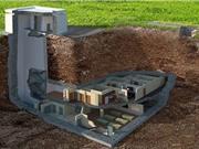 Hầm trú thảm họa hạt nhân bất khả xâm phạm dưới lòng đất