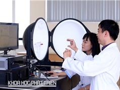 """""""Bắt bệnh lười"""" đăng ký sáng chế của nhà khoa học Việt"""
