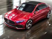 Mercedes sắp trình làng xe A-class