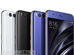 Cận cảnh vẻ đẹp của Xiaomi Mi 6