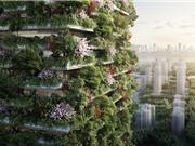 Trung Quốc xây thành phố rừng để chống ô nhiễm