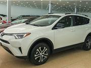 Chi tiết xe Toyota RAV4 2017 đầu tiên tại Việt Nam