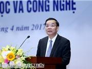 """Bộ trưởng Chu Ngọc Anh: """"Cùng suy nghĩ về kiến tạo trong ngành KH&CN"""""""