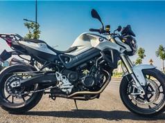 Chi tiết môtô BMW F800R giá 539 triệu đồng tại Việt Nam