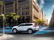 Honda CR-V Hybrid 2017 trình làng, mức tiêu thụ xăng 4,8 lít/100 km