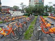 Trung tâm TPHCM sẽ có xe đạp công cộng