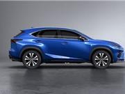 Lexus ra mắt NX 2018