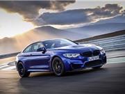 M4 CS khẳng định đẳng cấp dòng xe thể thao của BMW