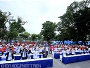 """Chùm ảnh hàng nghìn người tham dự sự kiện kỷ niệm """"Ngày sở hữu trí tuệ thế giới"""""""