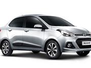 Hyundai ra mắt xe sedan Xcent 2017, giá gần 200 triệu đồng