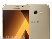 Samsung Galaxy A5, Galaxy A7 2017 giảm giá hấp dẫn