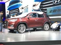 Hyundai ix35 - Đặc quyền của thị trường Trung Quốc