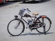 Honda A-Type - xe máy cổ giá 50 triệu tại Hà Nội