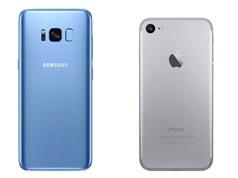 Chi phí sản xuất Galaxy S8 cao gần gấp rưỡi iPhone 7