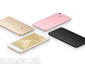 Chi tiết smartphone RAM 3 GB, pin 4.100 mAh vừa lên kệ ở Việt Nam