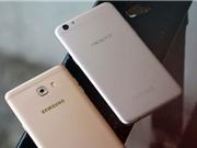 Samsung Galaxy C9 Pro chụp ảnh đẹp hơn Oppo F3 Plus?