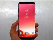 Samsung sẽ tung phần mềm khắc phục sự cố màn hình Galaxy S8/S8 Plus nhuốm đỏ
