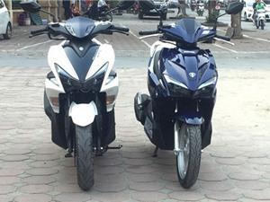 So sánh Honda Air Blade và Yamaha NVX 125