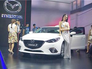 Mazda bán gần 7.000 xe trong quý I
